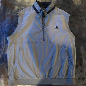 Pebble Beach Golf Windbreaker Vest XL